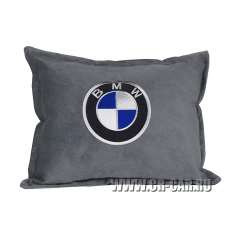 Подушка BMW-11 Light Grey
