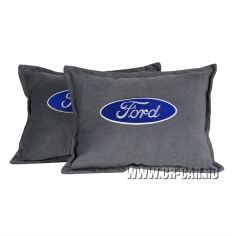 Подушка Ford-51 Light Grey (Комплект 2 шт.)